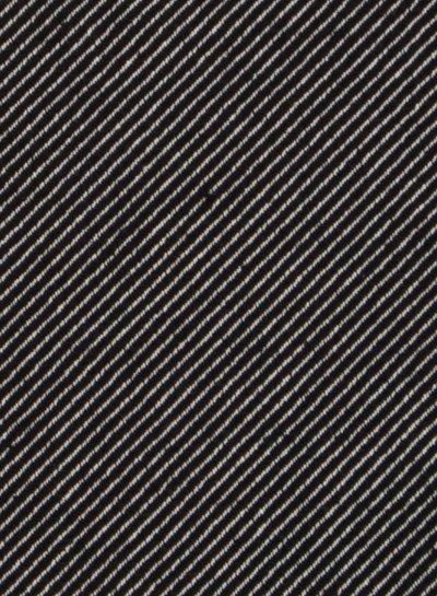 antraciet diagonaal - superzachte sterke deco katoen