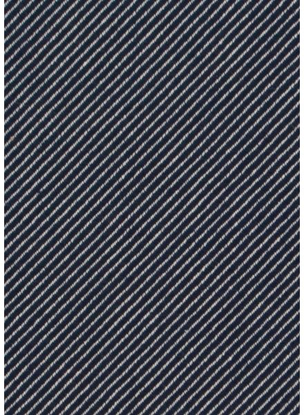 navy blue diagonals - very soft and strong canvas cotton