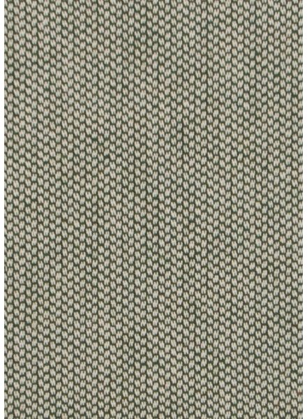 dobby dark green - very soft and strong canvas cotton