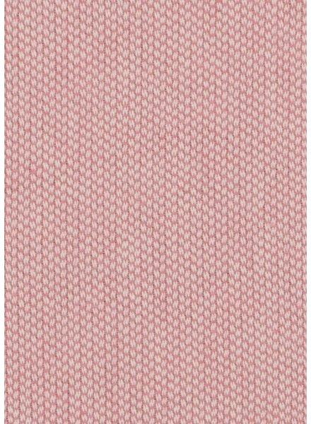 dobby roze - superzachte sterke deco katoen