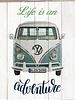 Volkswagen paneel 46 cm - gobelin