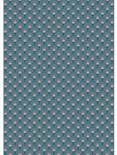 scales - linnen look canvas
