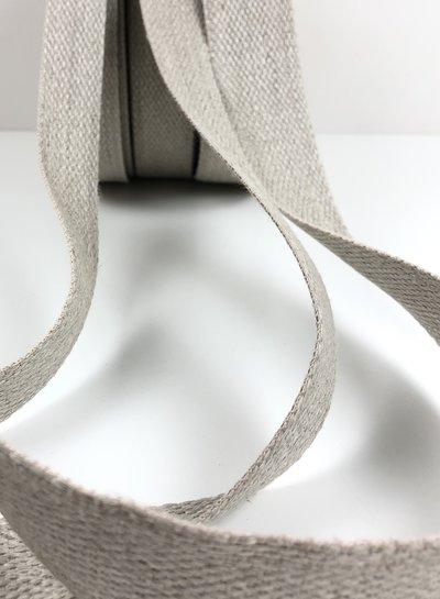 webbing 100% linen