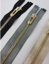 Satin zipper 50 cm - 55 cm