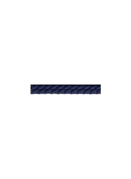 marineblauw touwtje 4,5 mm