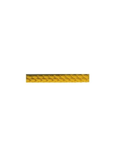 ocre knitted cord 4,5 mm