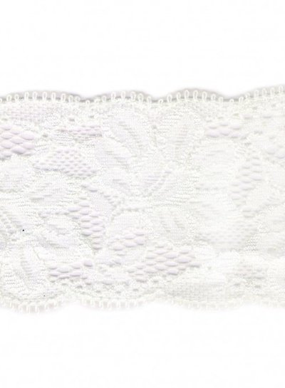 stretch lace  55 mm - champagne