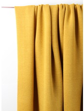 honey -  knitted viscose crepe