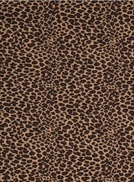 bruin luipaard - tricot