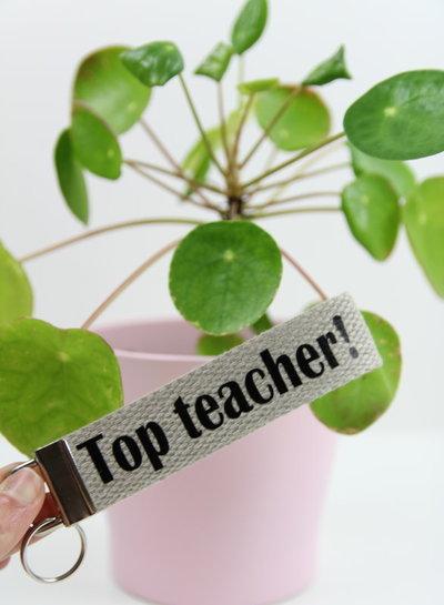applicatie flex quote 'top teacher'