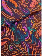 happy design - swimsuit fabric