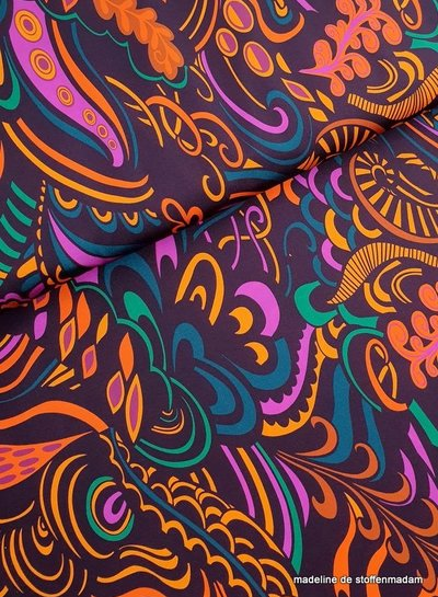happy design - swimsuit fabric