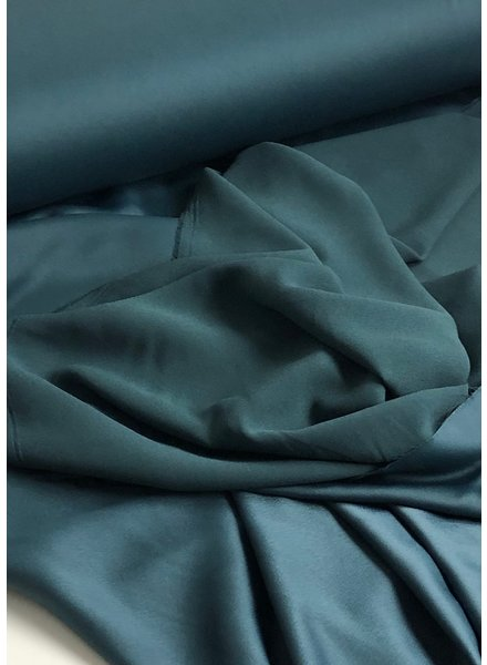 nightblue crepe envers satin - limited edition