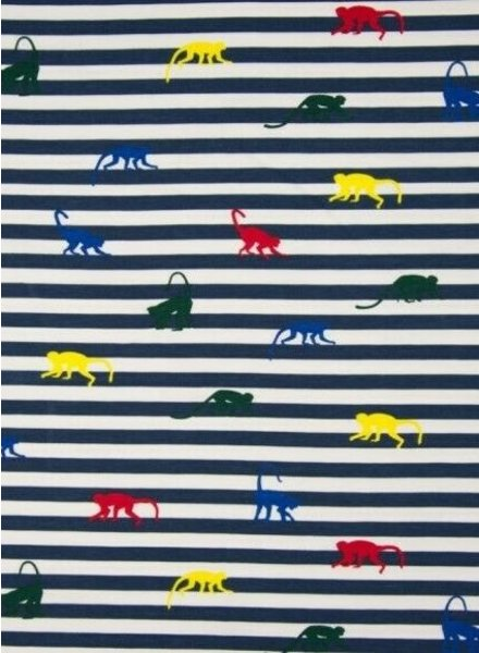 striped animals - jersey