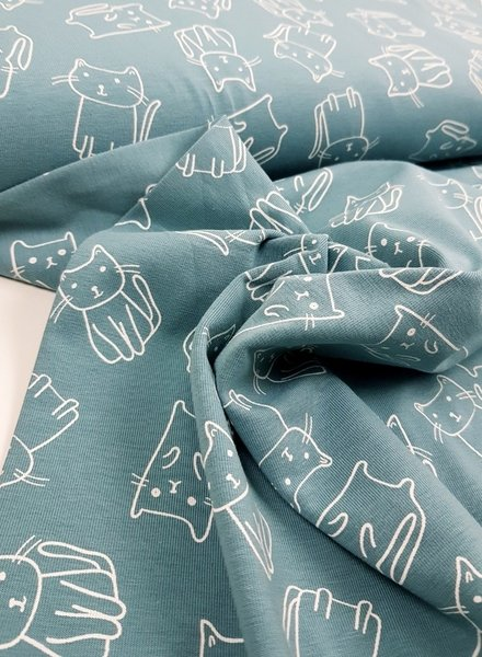 cats  - tricot