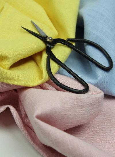 pastel pink - ramie