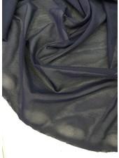 lingerie bathing suit mesh - navy