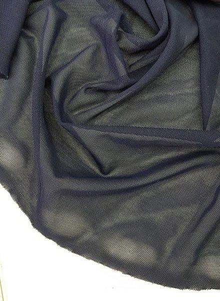 lingerie badpakken mesh - marineblauw