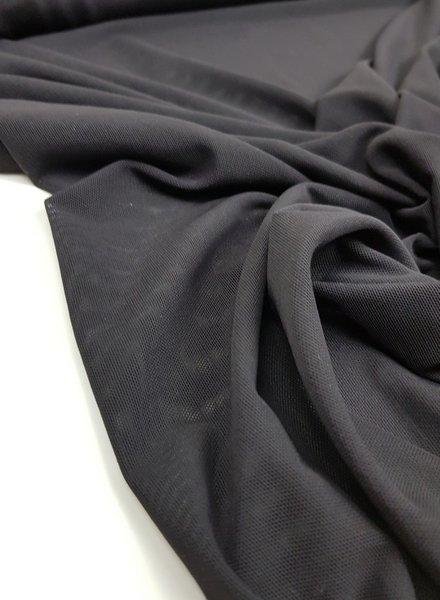 lingerie badpakken mesh - antraciet