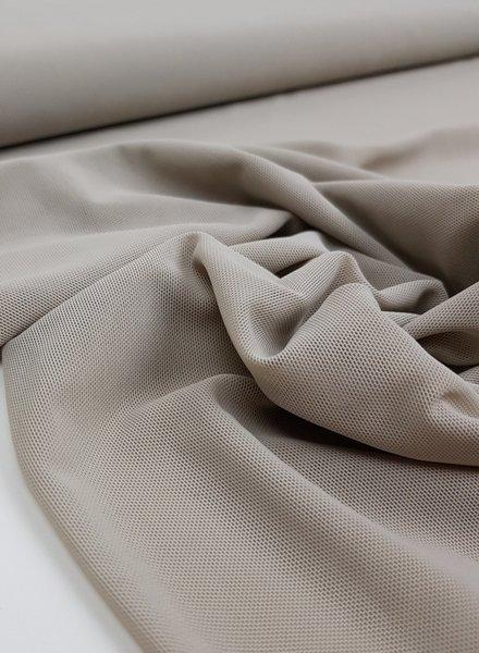 lingerie badpakken mesh - beige