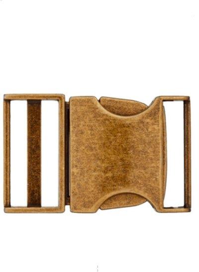metal snap buckle - 25 mm of 40 mm