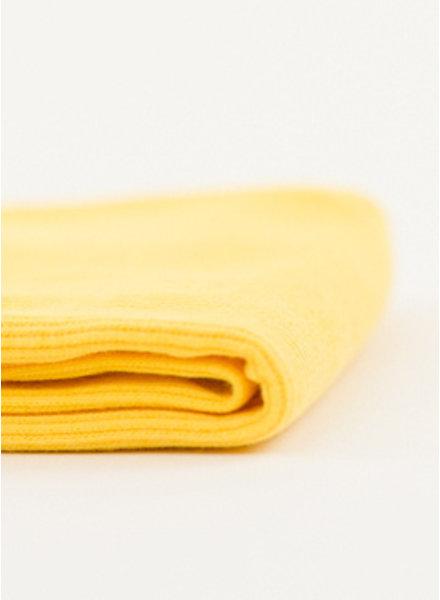 See You at Six Ribbing - Habanero Yellow