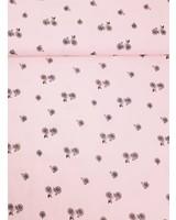 roze fietsjes tetra stof