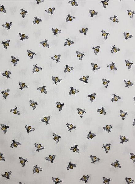 wit dazzeling bees - cotton