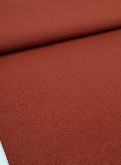 chestnut - rayon linnenlook