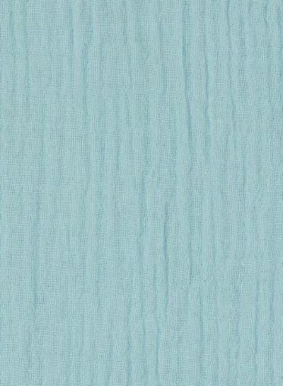 light blue tetra fabric – double gauze
