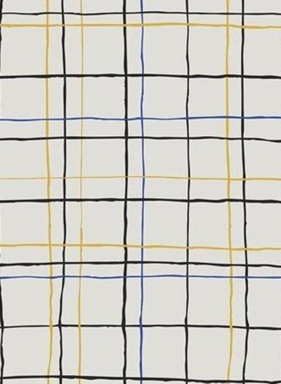 ART GALLERY FABRICS Irregular Quadrants - cotton