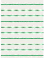 Seaside Stripes Seaglass - cotton