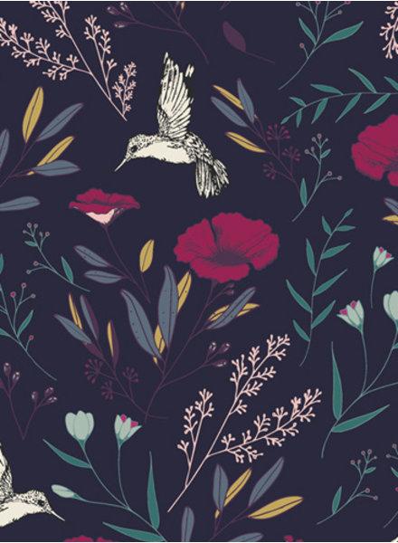 Magical Fauna Mystique - cotton