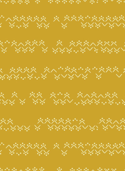 ART GALLERY FABRICS Tekstiil Solarflame - cotton