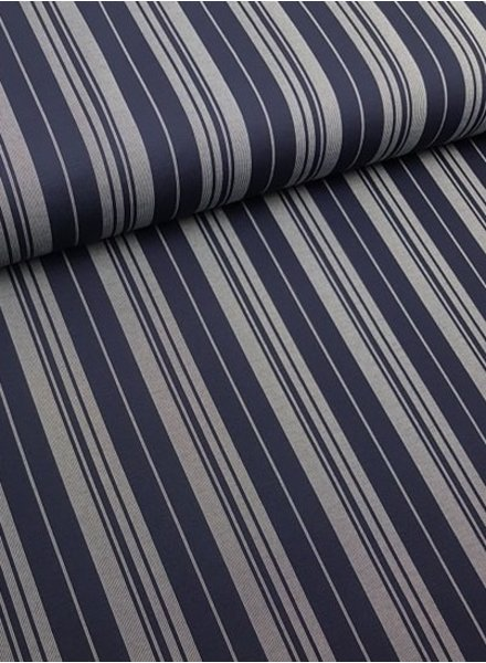 barcode streepjes navy - punta di roma
