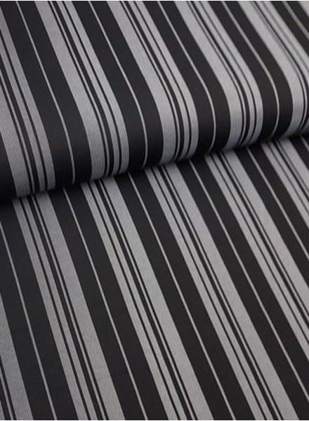 barcode stripes black - punta di roma