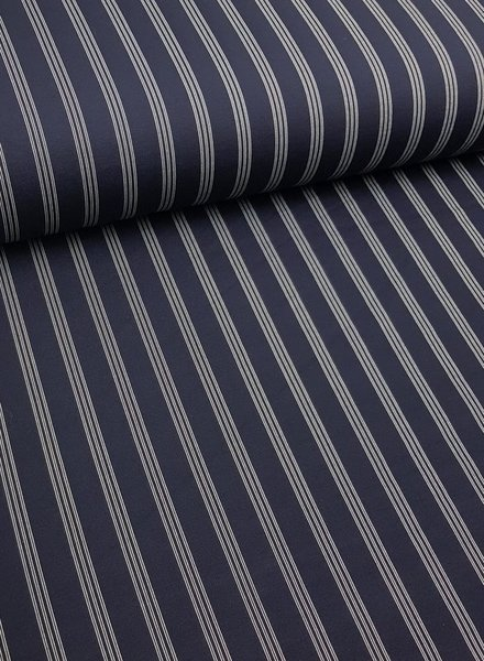 stripes navy - punta di roma