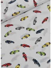 race cars - katoen