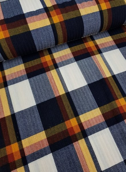 checks -  knitted fabric