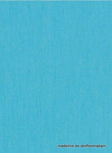 babyblauw effen katoen