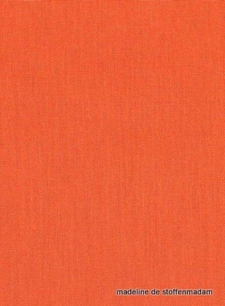 orange solid cotton