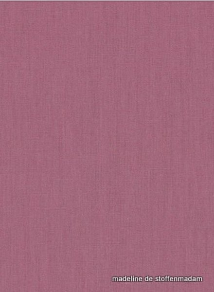 Raspberry solid cotton