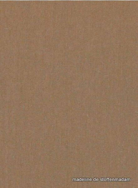 solid cotton taupe