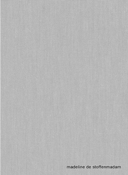 grijs effen katoen