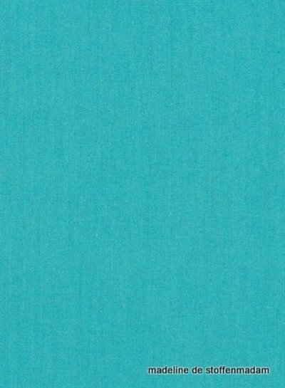 solid cotton turquoise