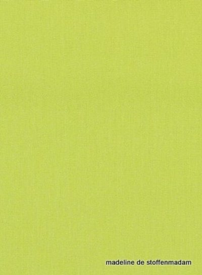 solid cotton lime green