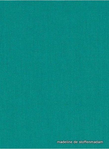 salie groen effen katoen 066