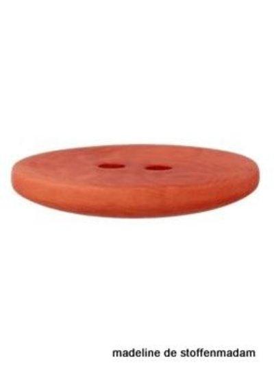 15mm ecologisch gekleurde knoop zalm