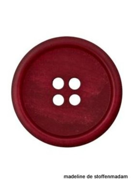 18mm button recycled paper bordeaux