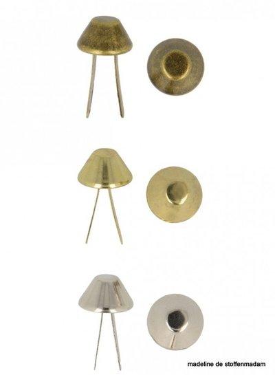 Base nails gold